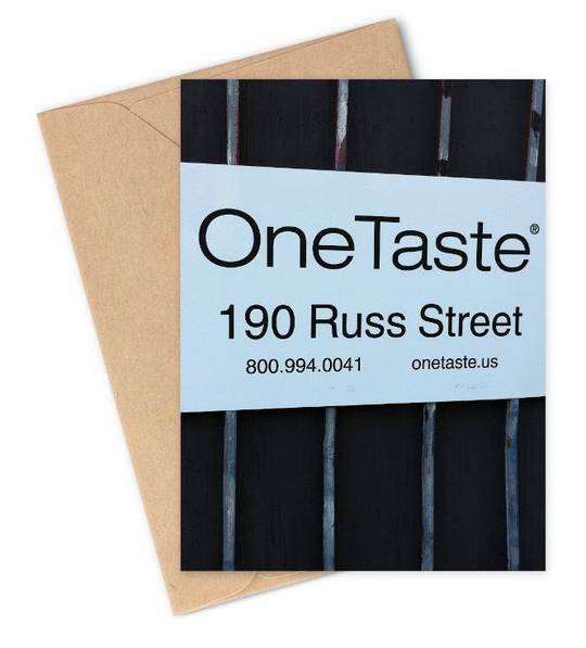 One Taste in der Russ Street